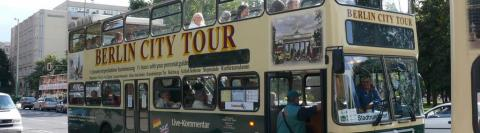 Berlijn City Tour Tourist Bus