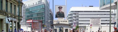 Checkpoint Charlie Bezienswaardigheden Berlijn