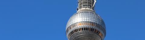 Fernsehturm Bezienswaardigheden Berlijn