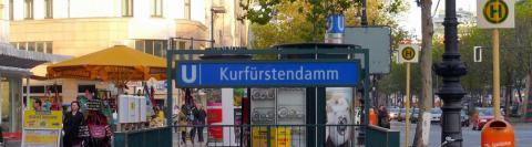 Kurfürstendamm Berlijn