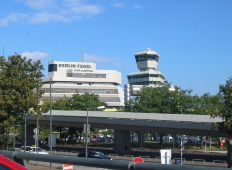 Vliegveld Berlijn