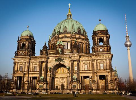 Berliner Dom (Dom van Berlijn)