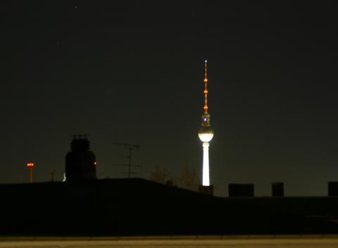 Fernsehturm Berlijn