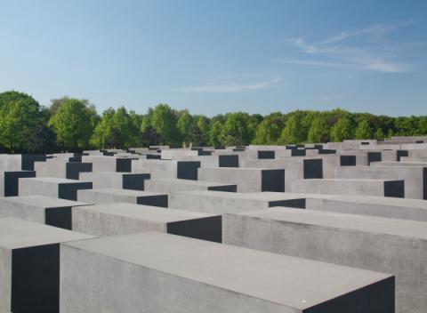 Holocaust Mahnmal Bezienswaardigheden Berlijn