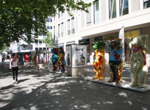 Kurfurstendamm Berlijn