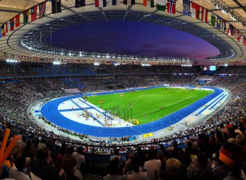 Olympisch Stadion Bezienswaardigheden Berlijn